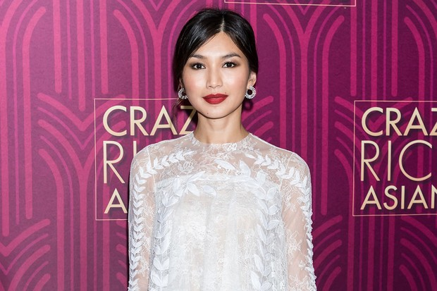 Gemma Chan, Crazy Rich Asians (Getty)