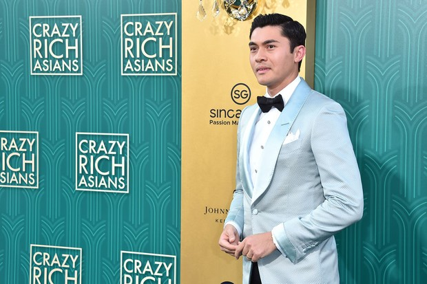Henry Golding, Crazy Rich Asians (Getty)