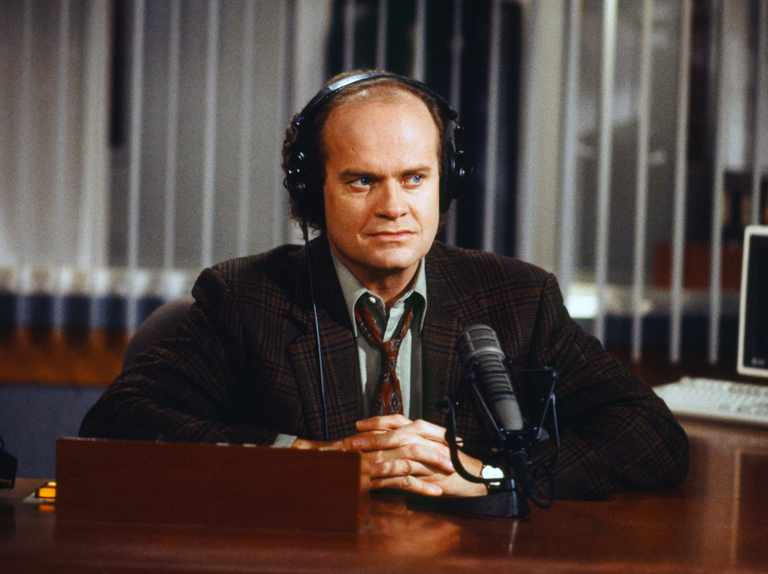 Kelsey Grammer confirms Frasier reboot is coming in Summer 2020