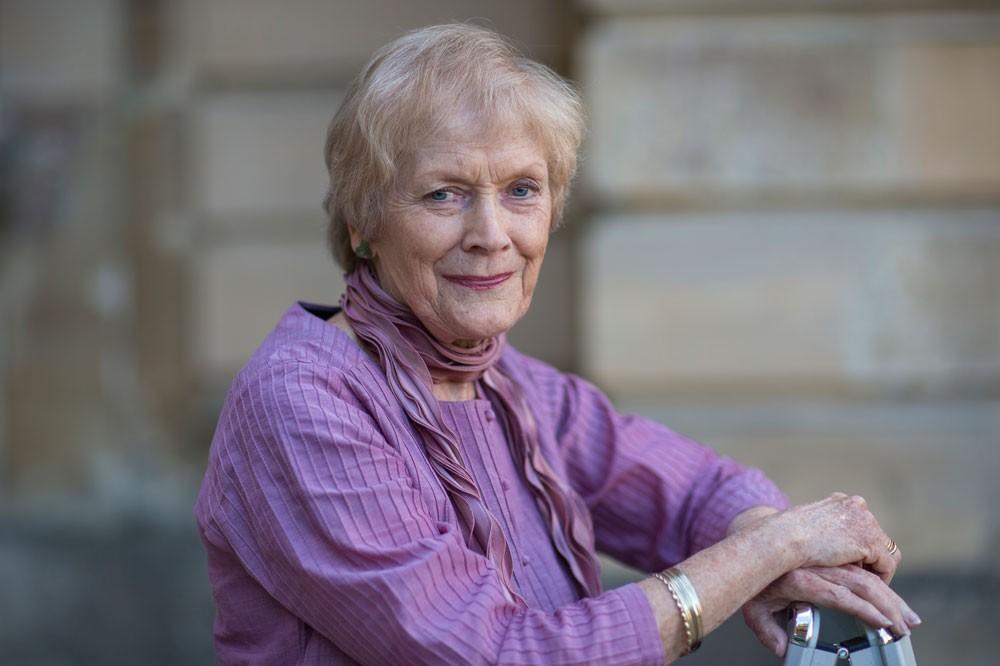 Sue Macgregor (Getty)