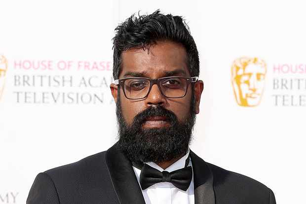 LONDON, ENGLAND - MAY 08:  Romesh Ranganathan arrives for the House Of Fraser British Academy Television Awards 2016 at the Royal Festival Hall on May 8, 2016 in London, England.  (Photo by Mike Marsland/Mike Marsland/WireImage) TL