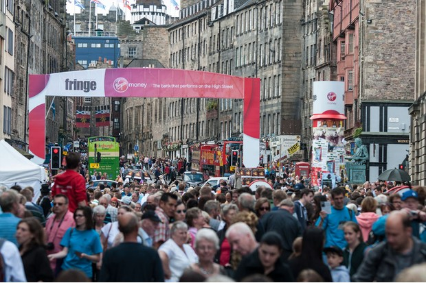 Edinburgh Fringe Festival (Getty)