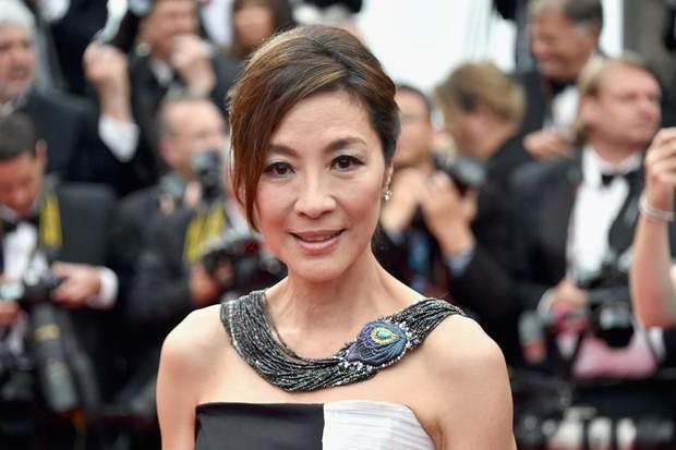 Michelle Yeoh, Crazy Rich Asians (Getty)