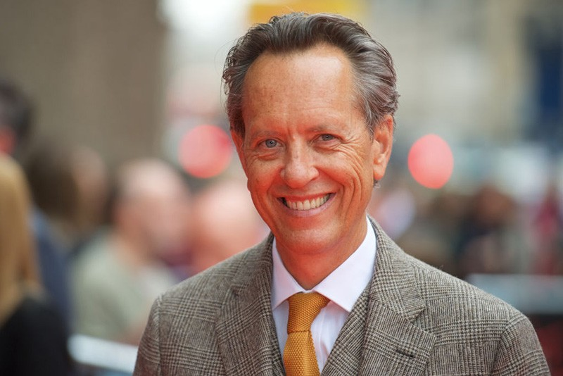 Richard E Grant (Getty, HF)