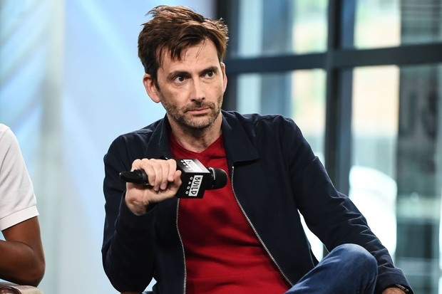 NEW YORK, NY - AUGUST 08:  David Tennant attends the Build Series to discuss the reboot of 'Duck Tales' at Build Studio on August 8, 2017 in New York City.  (Photo by Daniel Zuchnik/WireImage)