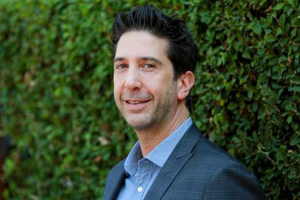 David Schwimmer (Getty, EH)