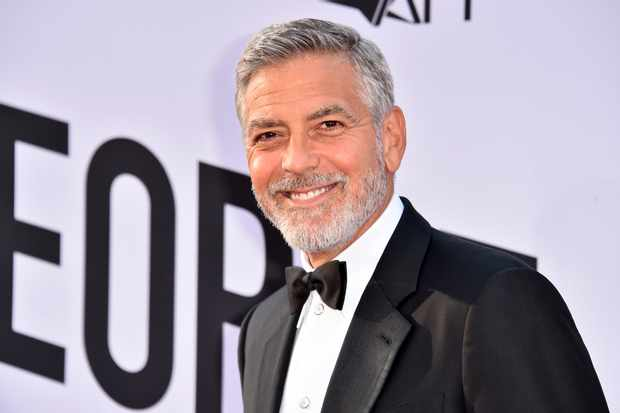 HOLLYWOOD, CA - JUNE 07:  46th AFI Life Achievement Award Recipient George Clooney attends American Film Institute's 46th Life Achievement Award Gala Tribute to George Clooney at Dolby Theatre on June 7, 2018 in Hollywood, California.  390042  (Photo by Alberto E. Rodriguez/Getty Images for Turner ) TL