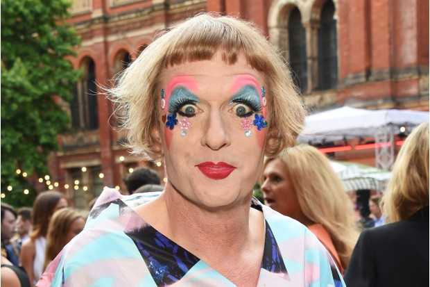 Perry attends the Summer Party at the V&A
