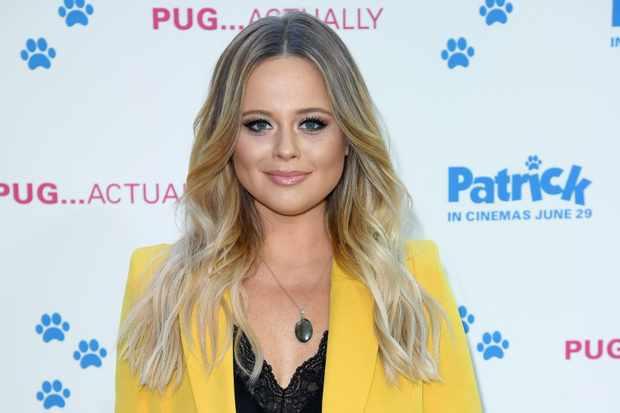 I'm a Celebrity 2018 rumours - Emily Atack
