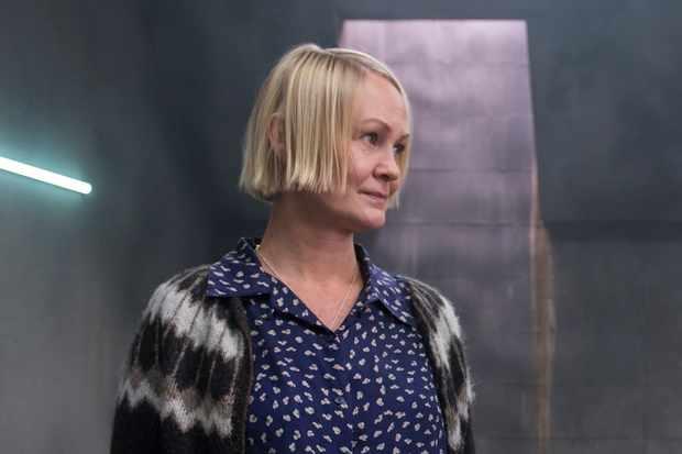 Ingunn Beate Oyen, Guy Pearce, The Innocents (Netflix, EH)