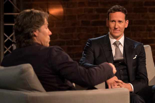John Bishop In Conversation With: Brendan Cole