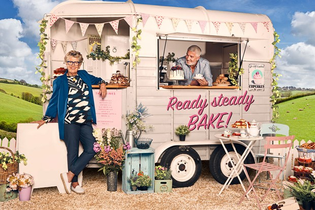 Bake Off (Mark Harrison, Radio Times)