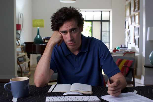 Stephen Mangan as Richard Pitt in Hang Ups, C4, TL
