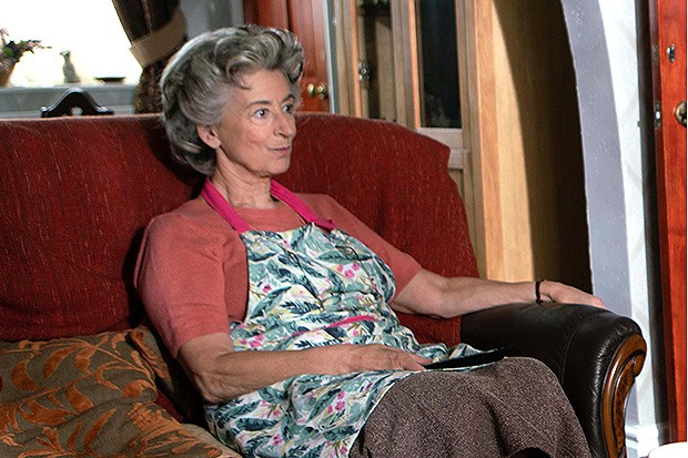 Maureen Lipman in Coronation Street