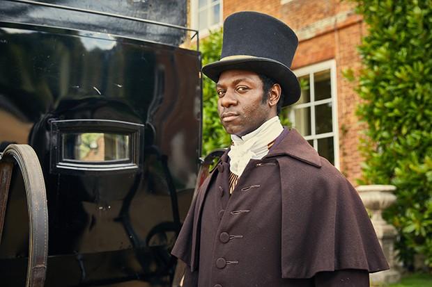 Richie Campbell plays Sam in Vanity Fair