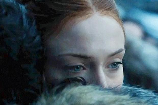 Sansa Stark in Game of Thrones season 8