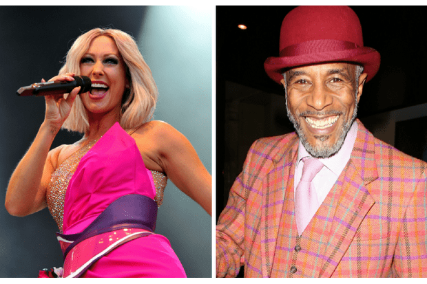New Strictly Come Dancing contestants Faye Tozer and Danny John Jules
