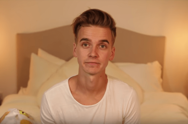 who is youtuber joe sugg strictly come dancing 2018 contestant