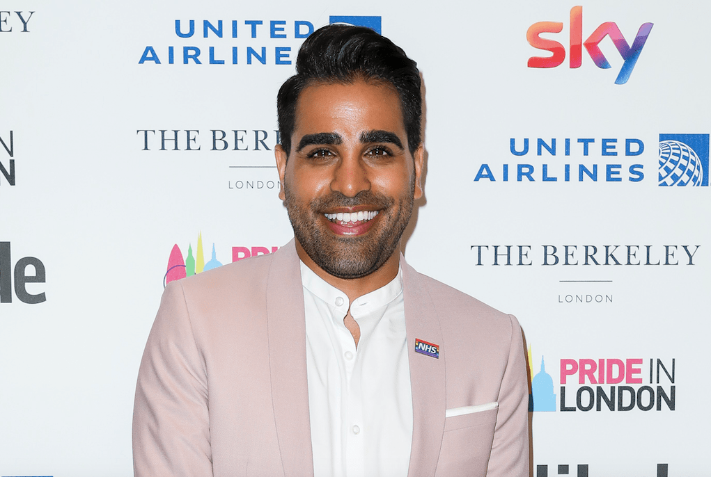Dr Ranj Singh - Strictly Come Dancing 2018