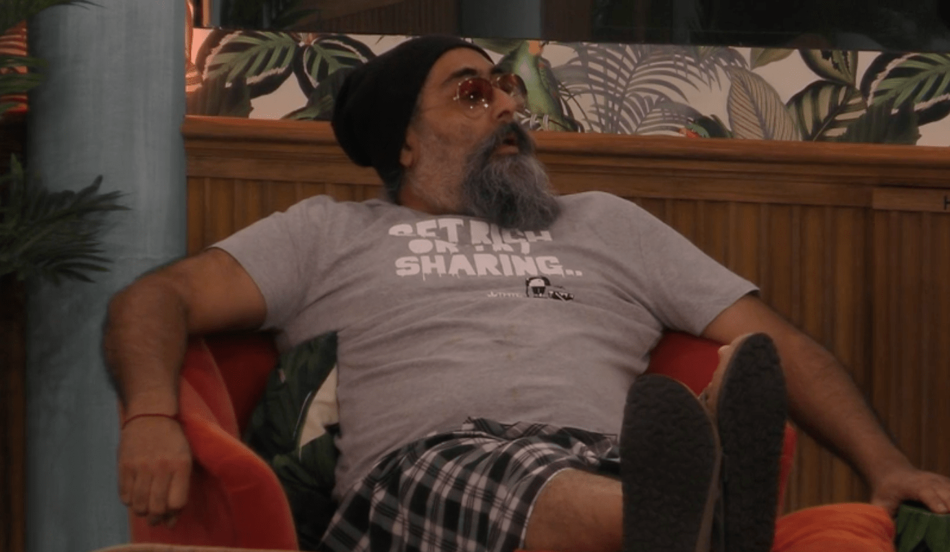 Harder Singh Kohli on Celebrity Big Brother