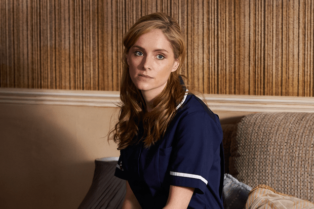 Sophie Rundle, Bodyguard (BBC, EH)