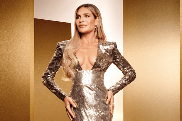 Ayda Field - The X Factor 2018