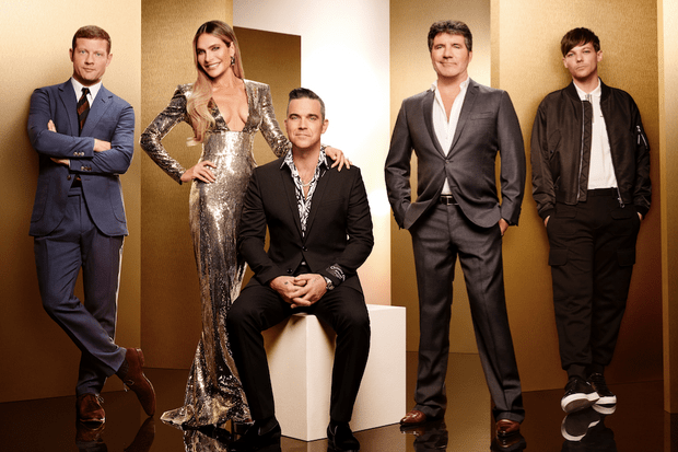 The X Factor judges 2018