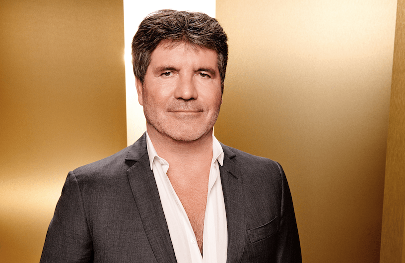 Simon Cowell - The X Factor 2018 (ITV)