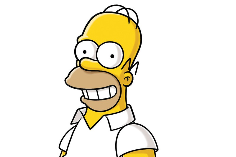 Homer Simpson (Fox, Sky, HF)
