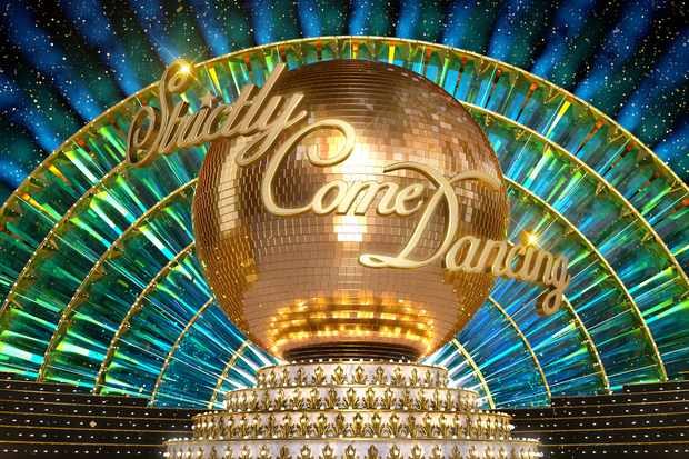 Strictly Come Dancing - 2018 Logo