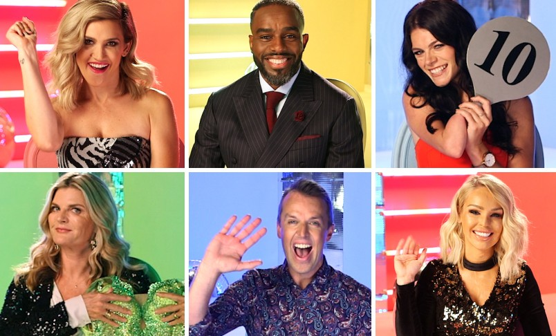 Strictly Come Dancing - Main of 2018 contestants