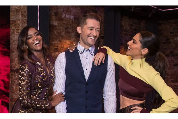 The Greatest Dancer: Oti Mabuse, Matthew Morrison, Cheryl