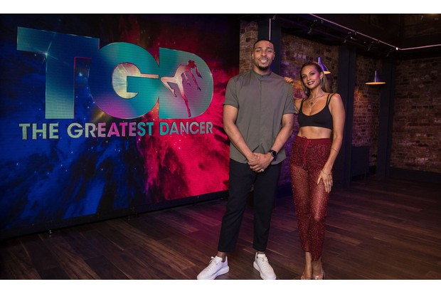 The Greatest Dancer Jordan Banjo and Alesha Dixon