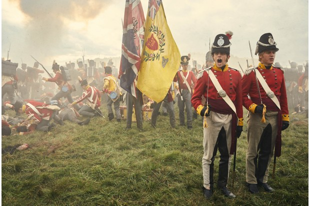 Vanity Fair battle of waterloo