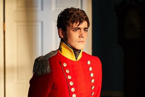 Vanity Fair - Charlie Rowe plays George Osborne