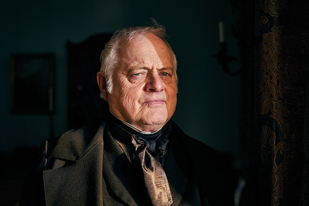 Vanity Fair - Robert Pugh plays Mr Osborne