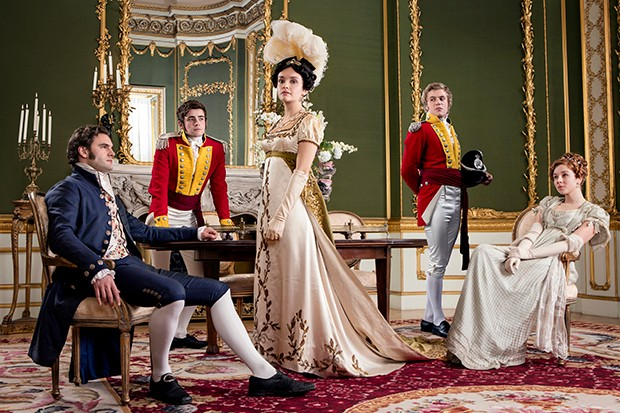 31d0efd5ab890 Vanity Fair ITV full cast: who's who in the new TV adaptation? Also ...