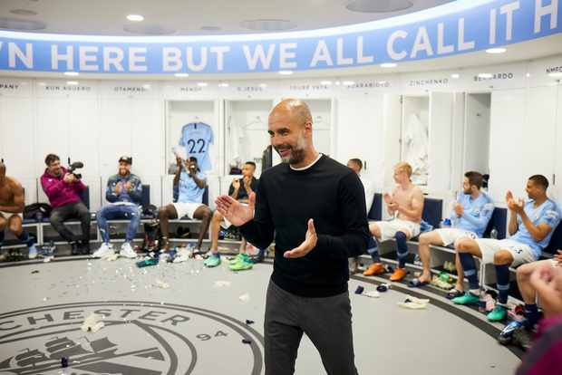 Manchester City: All or Nothing Amazon
