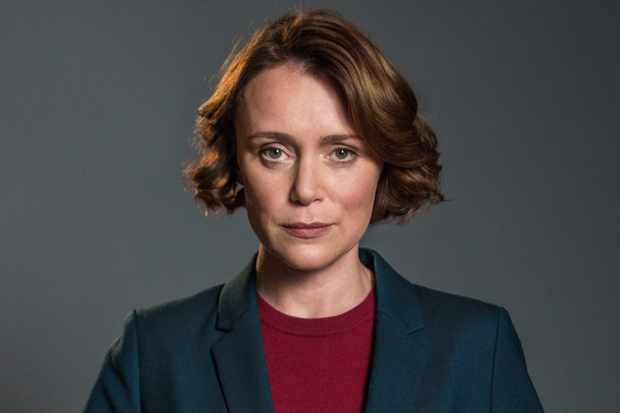 Keeley Hawes BBC Bodyguard