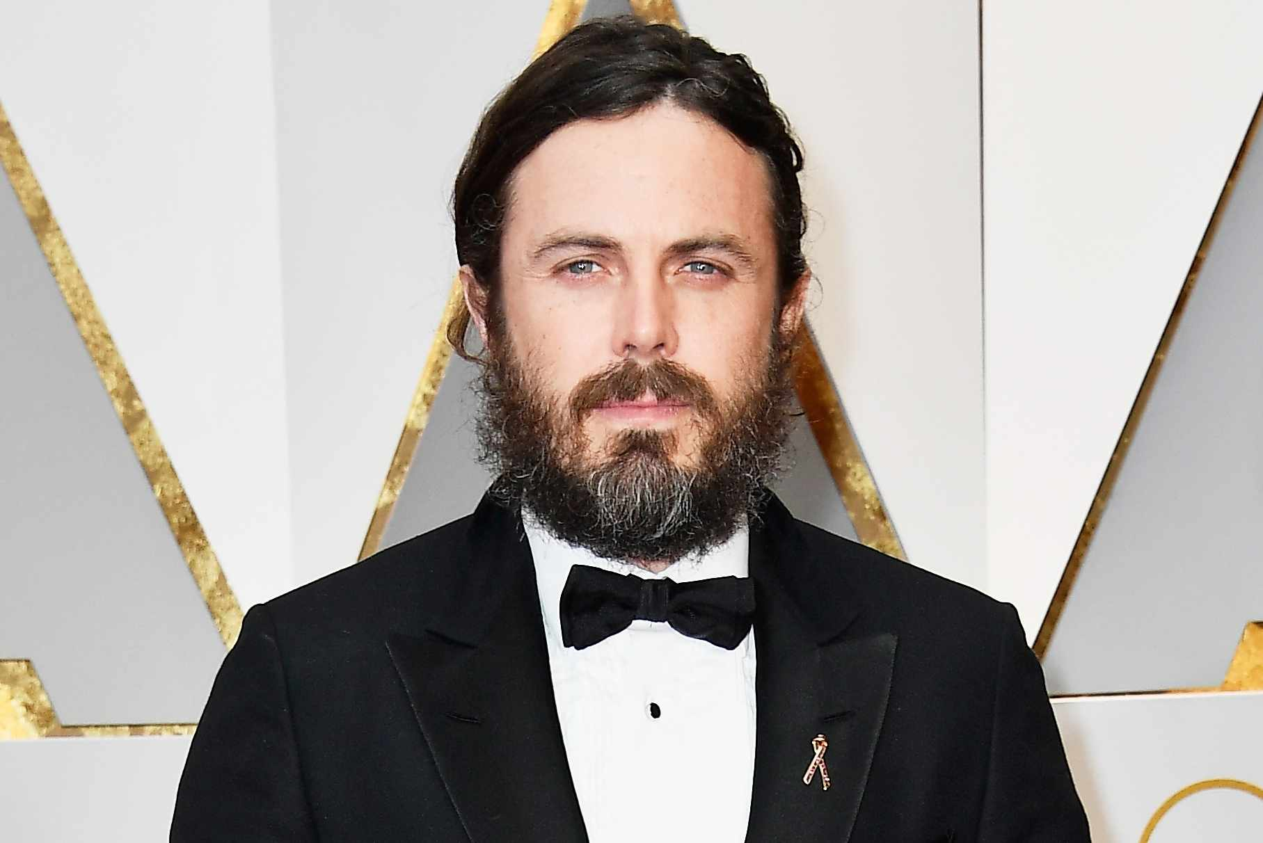 HOLLYWOOD, CA - FEBRUARY 26:  Actor Casey Affleck attends the 89th Annual Academy Awards at Hollywood & Highland Center on February 26, 2017 in Hollywood, California.  (Photo by Frazer Harrison/Getty Images)  TL