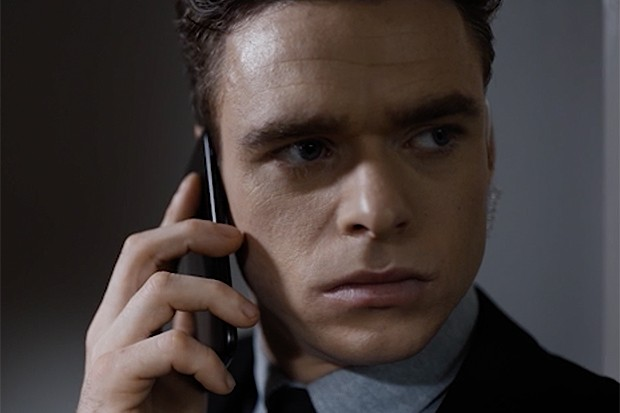 David Budd in Bodyguard, BBC