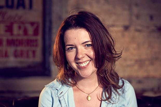 Lisa McGee, Radio Times (via Rachel Young)
