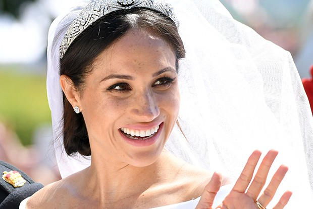 Meghan Markle, Getty