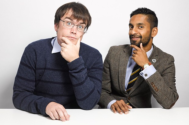 Eric Monkman and Bobby Seagull, Radio Times