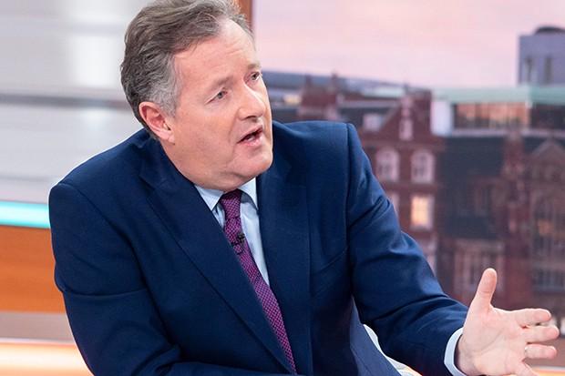 Piers Morgan, ITV Pictures