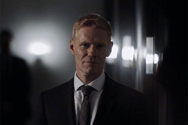 Richard Longcross in Bodyguard, BBC