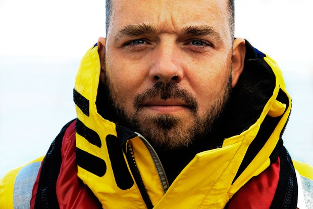 Vince Jones, Saving Lives at Sea (BBC)