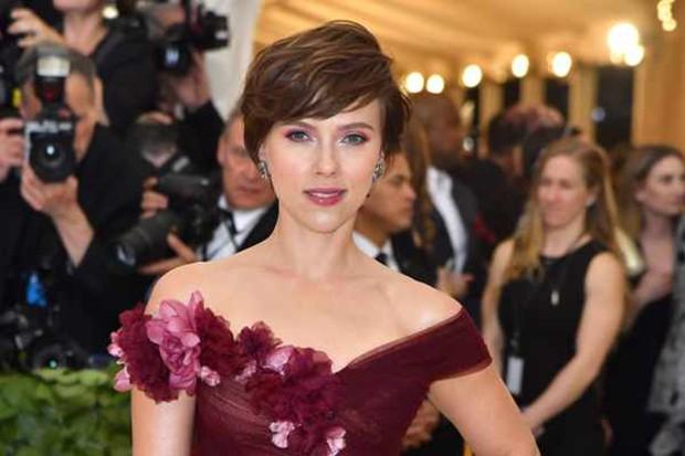 Scarlett Johansson, Getty