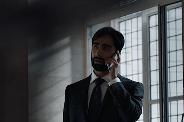 Tahir Mahmood in Bodyguard, BBC