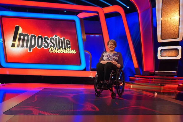 Tanni Grey-Thompson (BBC)
